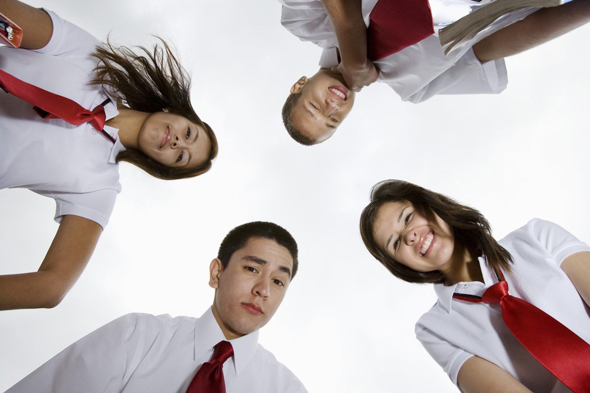 Collège adolescent sexe clipsfemmes faisant oral