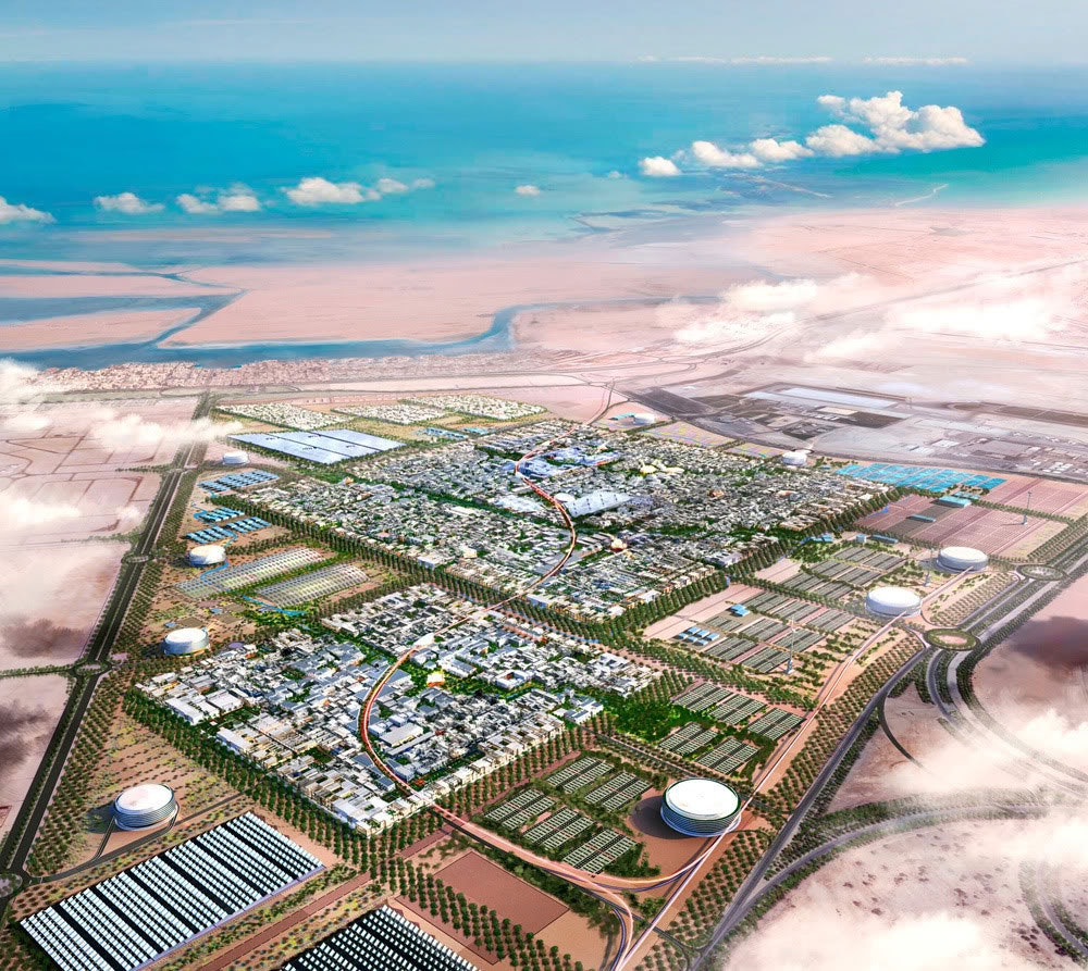 These Six Utopian Cities Of The Future Will Help You Re