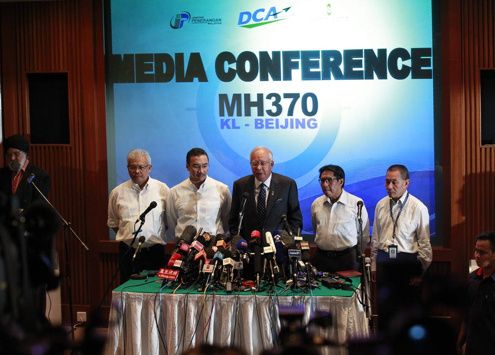 Image result for najib mh370 peopleinsider