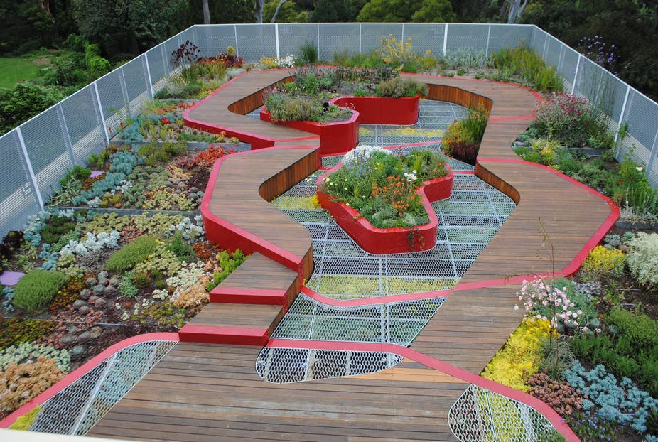 Green Roofs And Walls A Growth Area In Urban Design