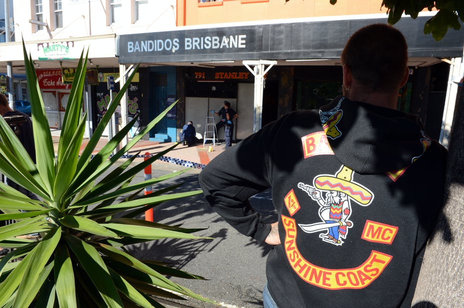 Hells Angel takes on bikie laws in court, but what are his chances?