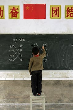 How to learn math like the chinese