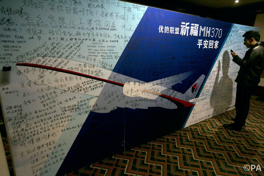 Flight MH370 confirmed lost: experts respond