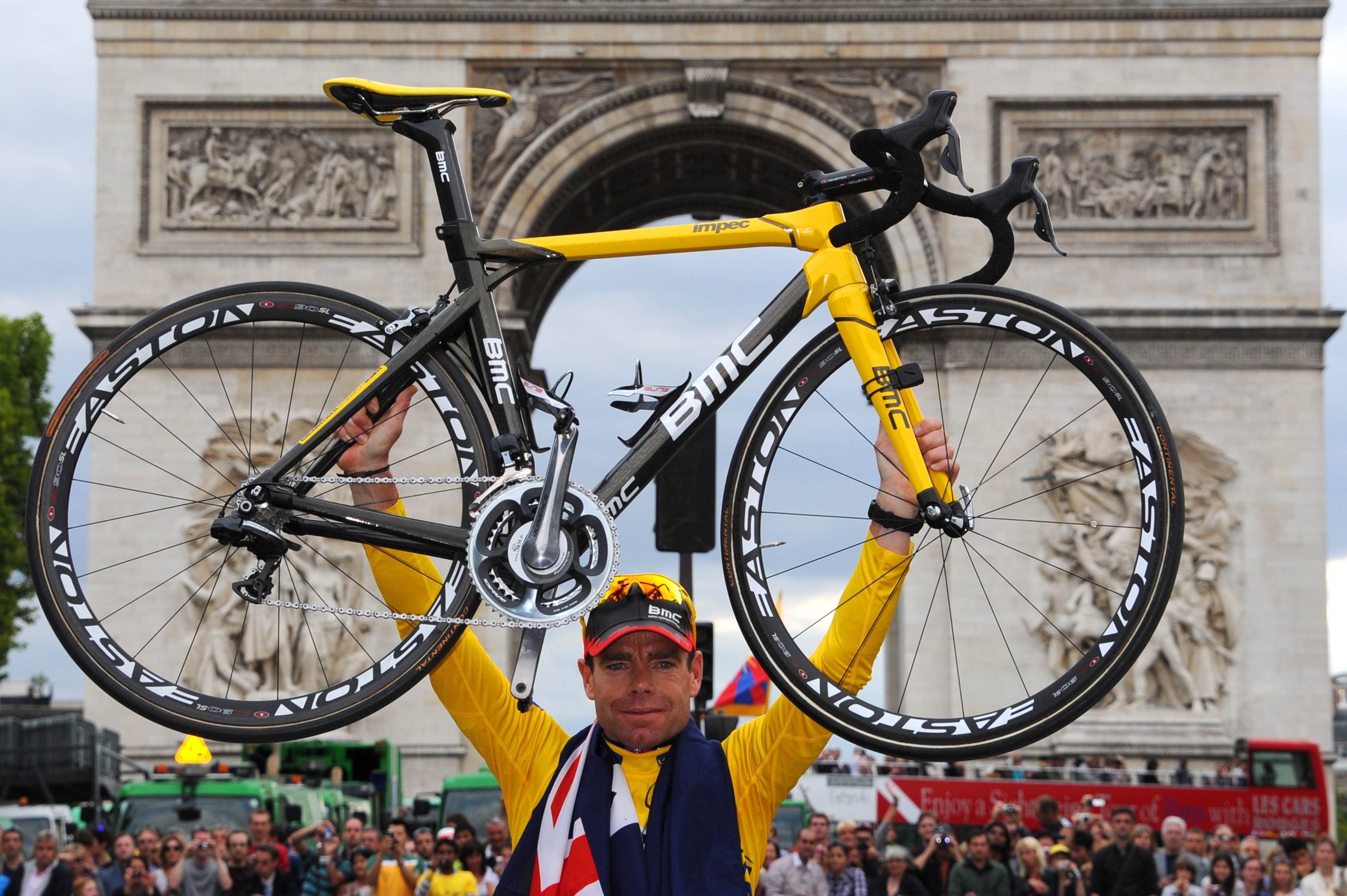 The Cadel Effect: Australia's cycling industry enters a yellow ...