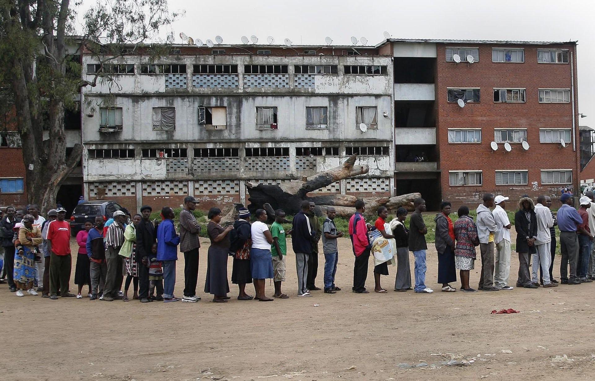 Women keep democracy's heart beating in Mugabe's Zimbabwe