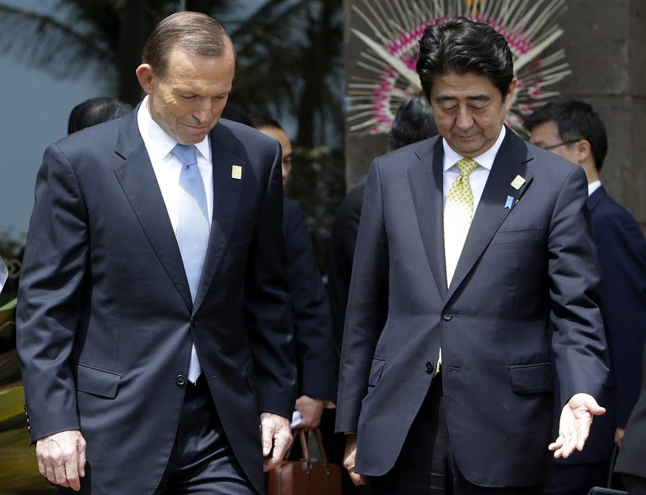 Abbotts Pursuit Of Japan Risks A Free Trade Agreement With China