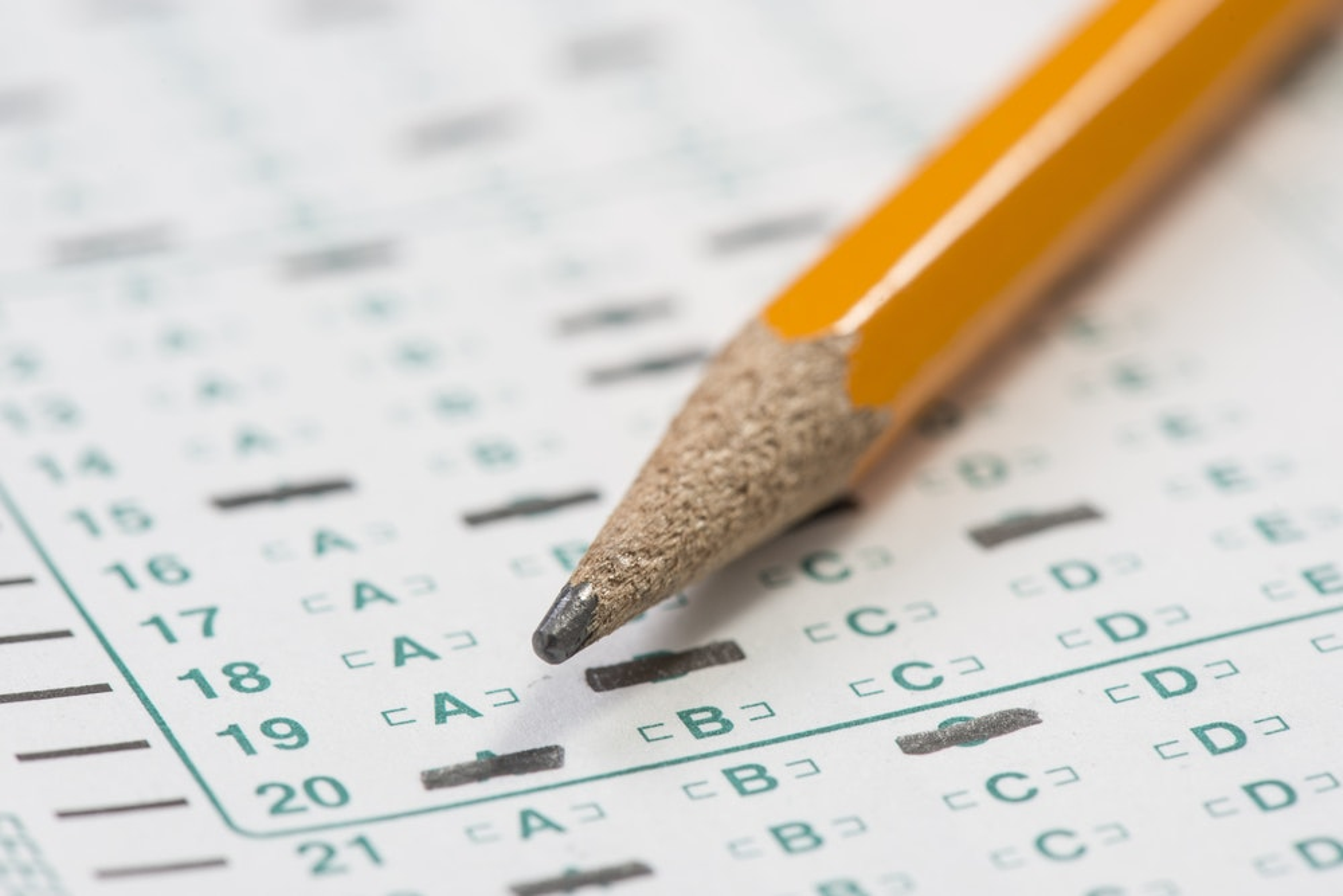 Mature age tertiary entrance examination