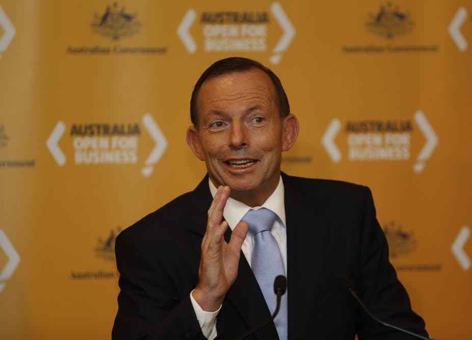 Japan And Free Trade Create Twin Challenges For Abbott In China