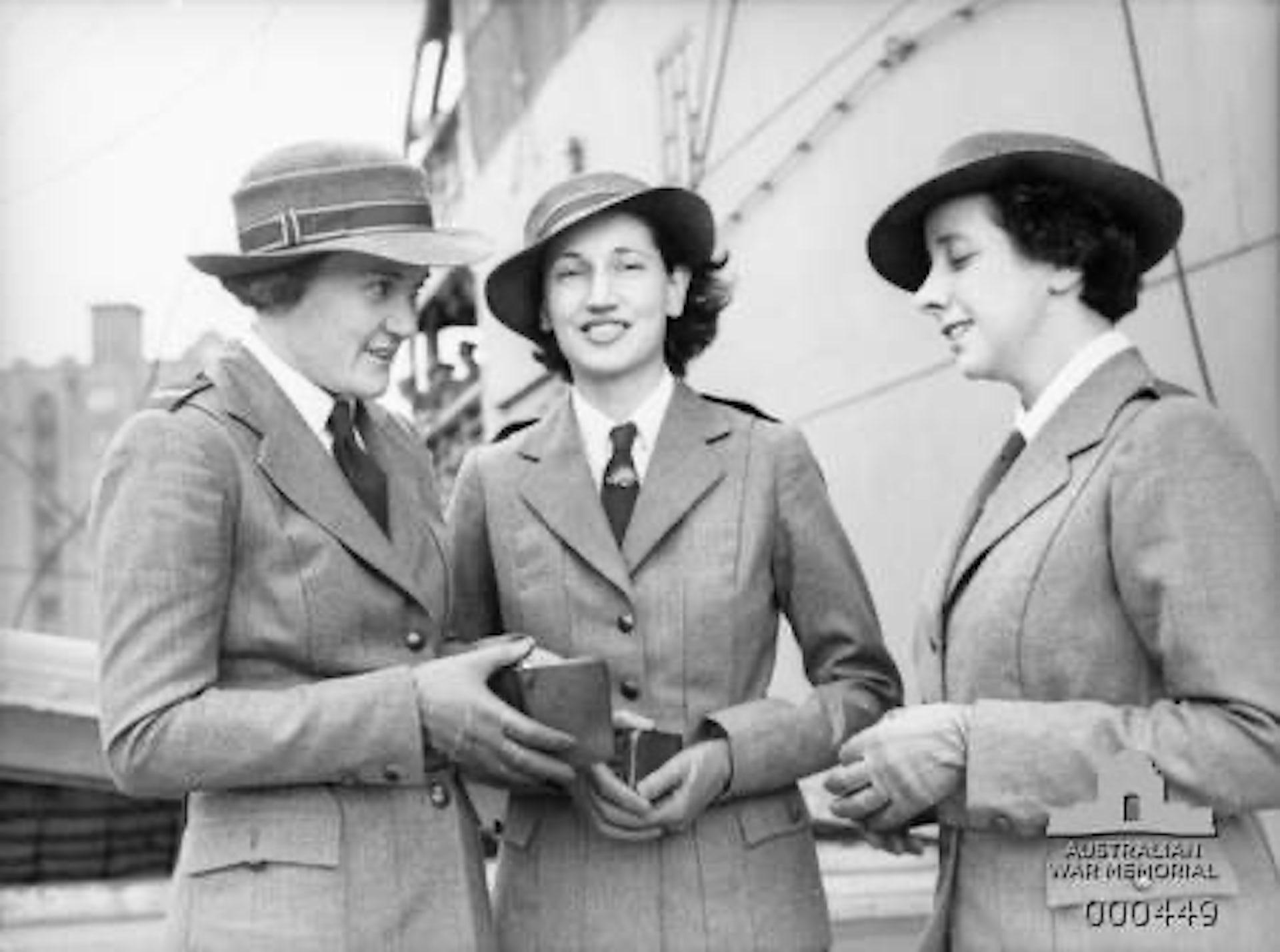 womens role after world war 2