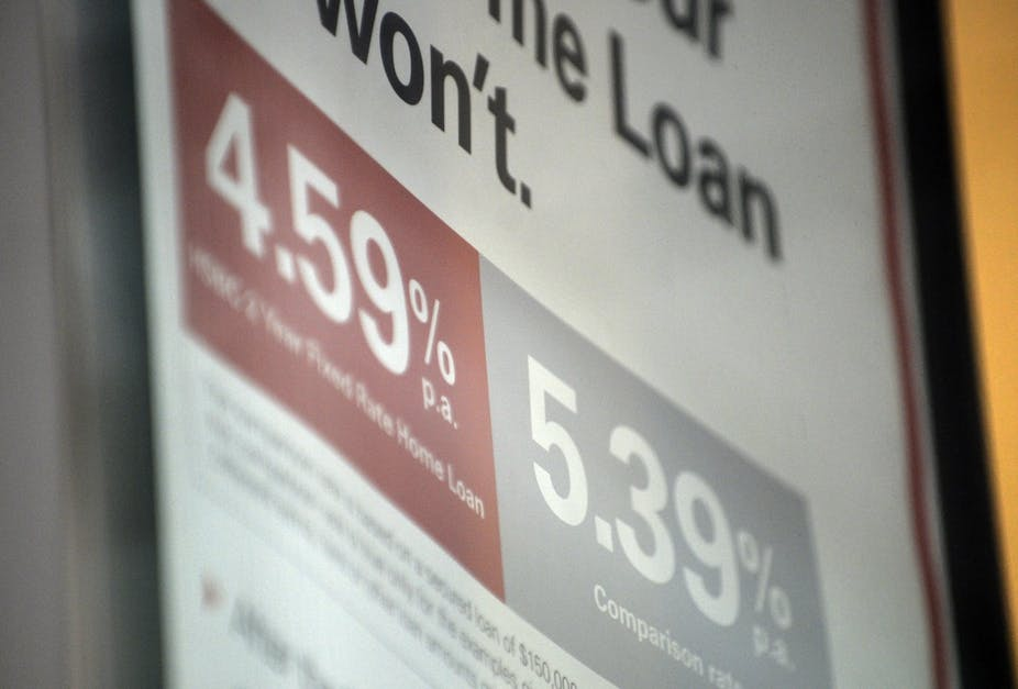 An increasing number of consumers choose a broker over going direct to a bank for their home loan. Dan Peled/AAP