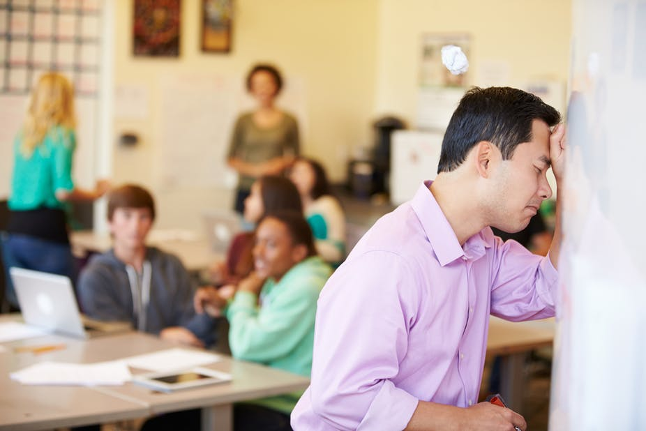 Teachers need more support to tackle bad behaviour