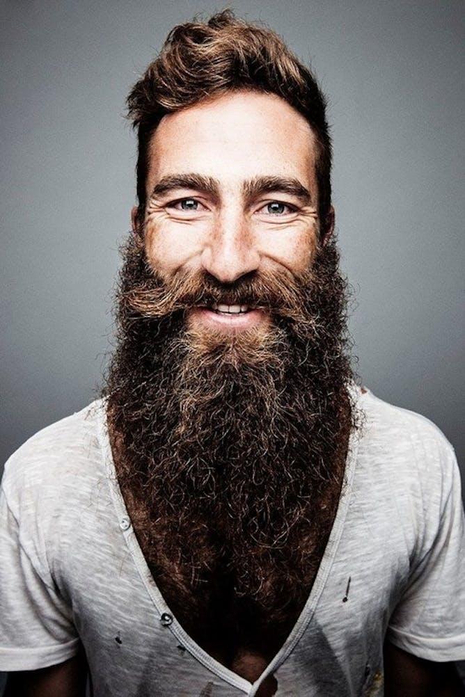 Пять причин почему русский мужчина должен носить бороду