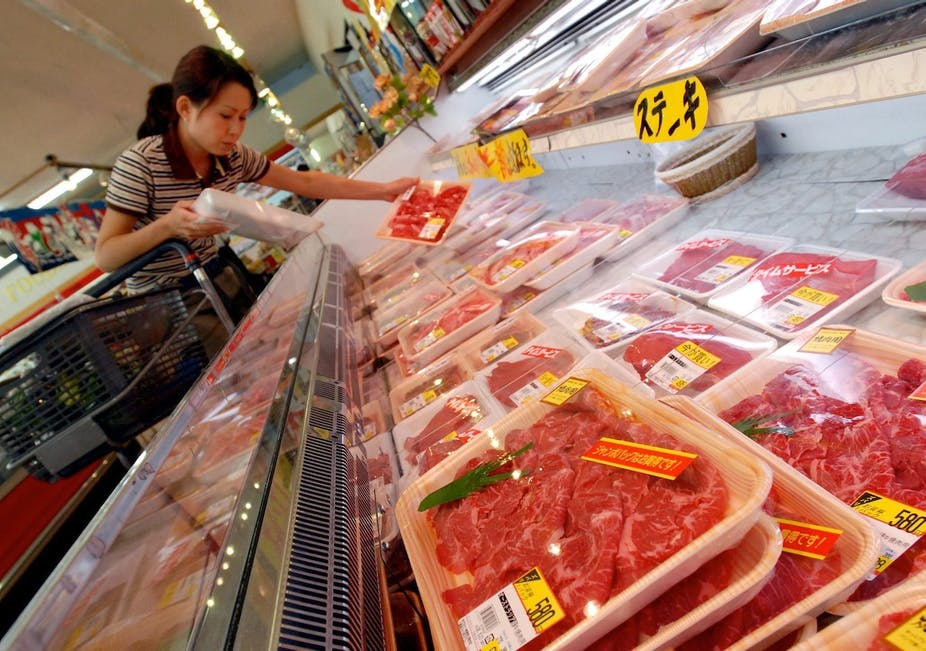 Japan Australia Deal Leaves Beef Trade In The 20th Century