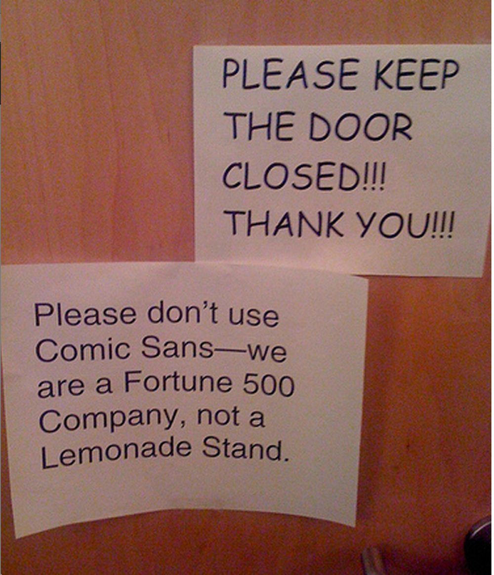 Is Comic Neue the new Comic Sans – sans the comedy?