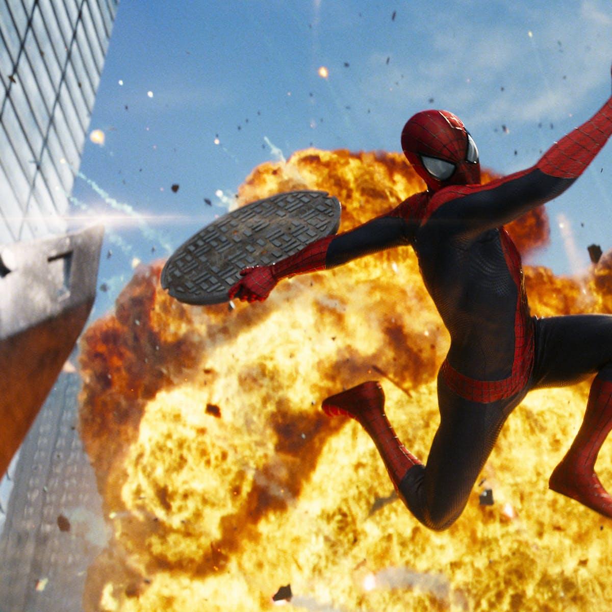 The amazing renaissance of the superhero post 9/11
