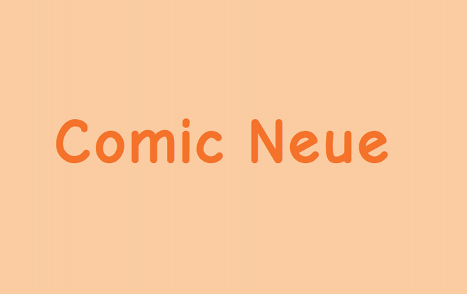 Life Font Comic Sans Gets Neue Lease Of Life But It May End In Tragedy