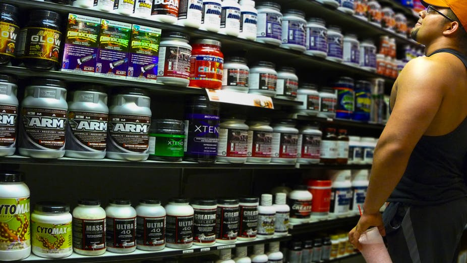 How to choose the right workout supplements