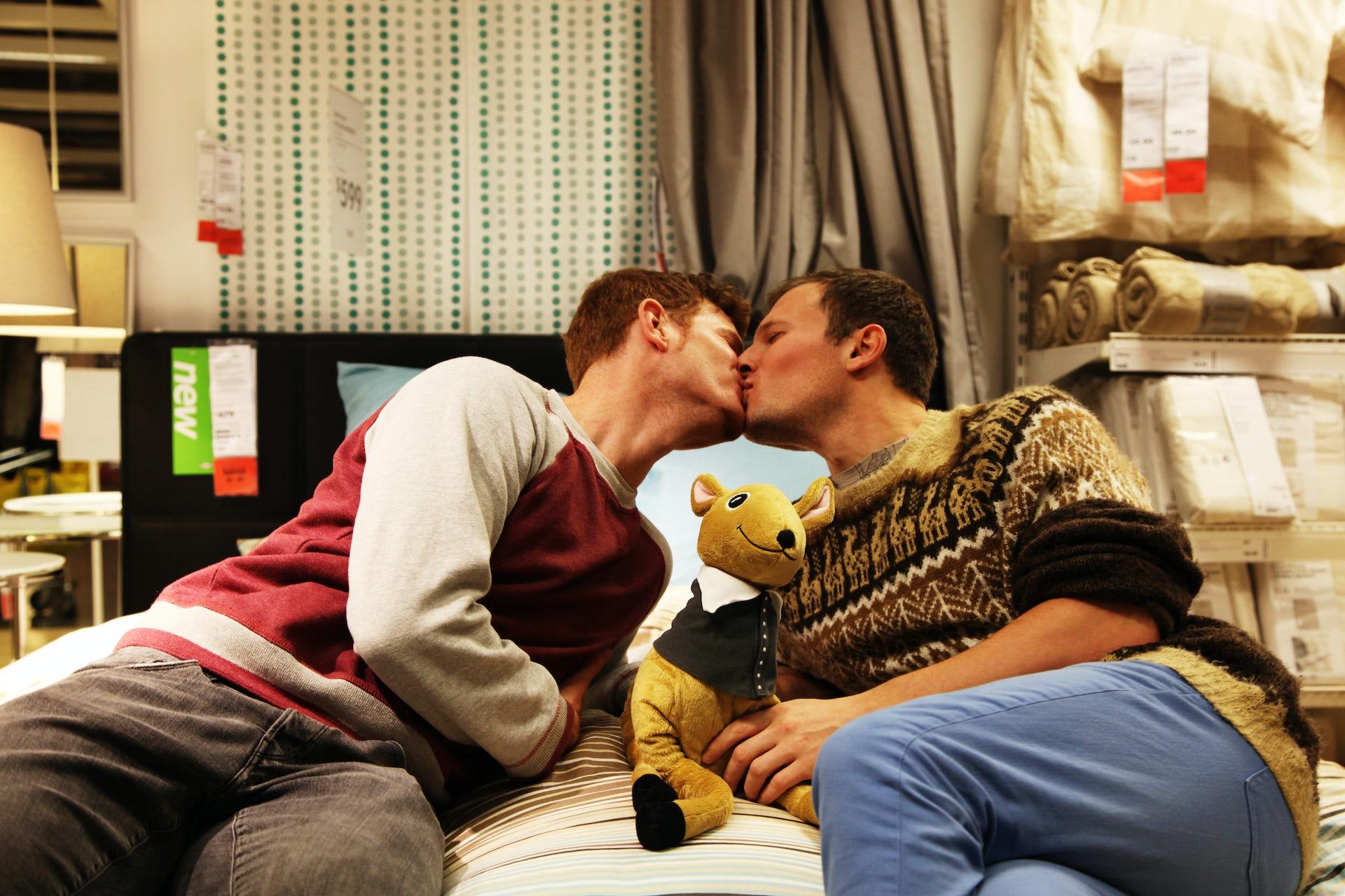 Science behind homosexual attraction