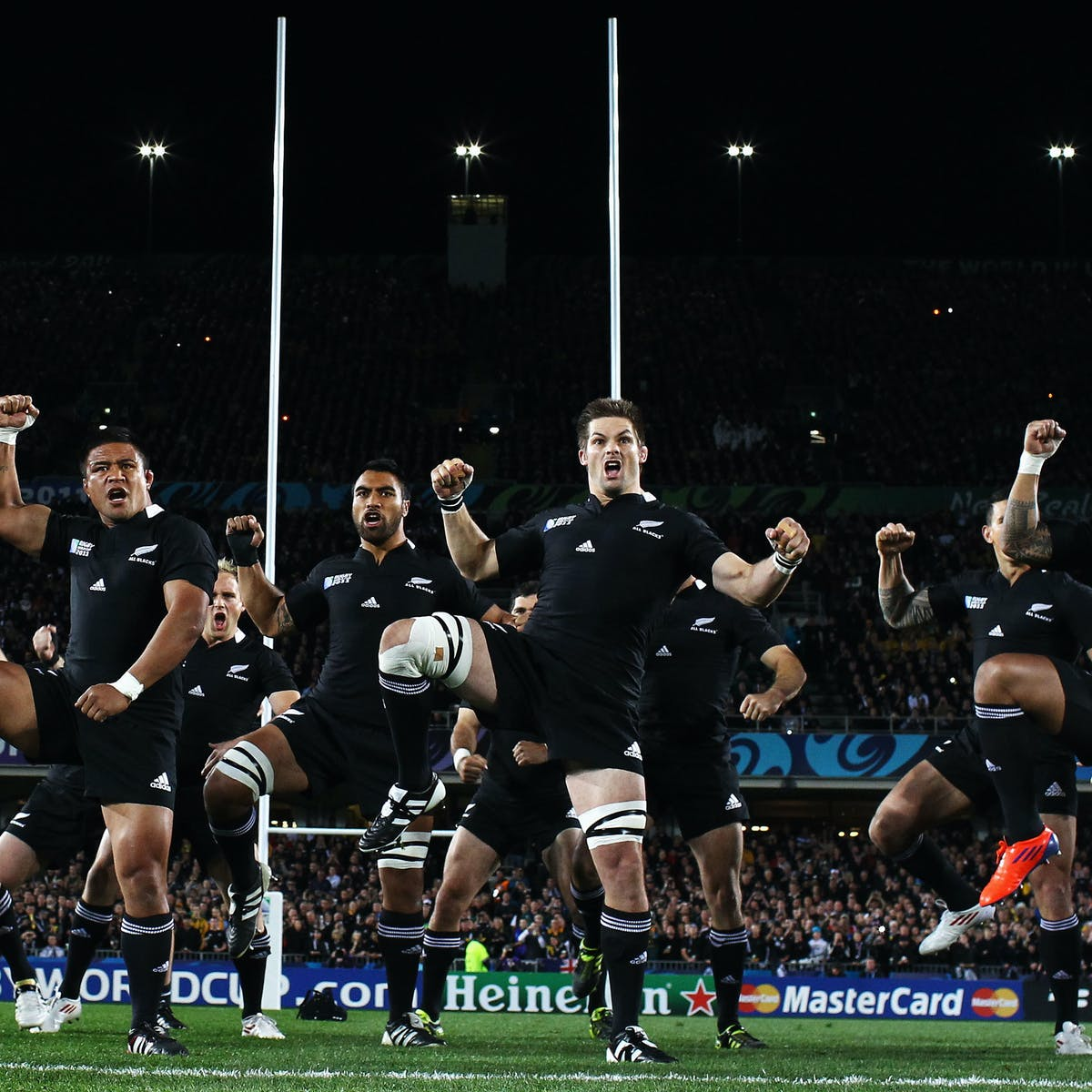 All Blacks' proud tradition of the haka insulted in Rugby