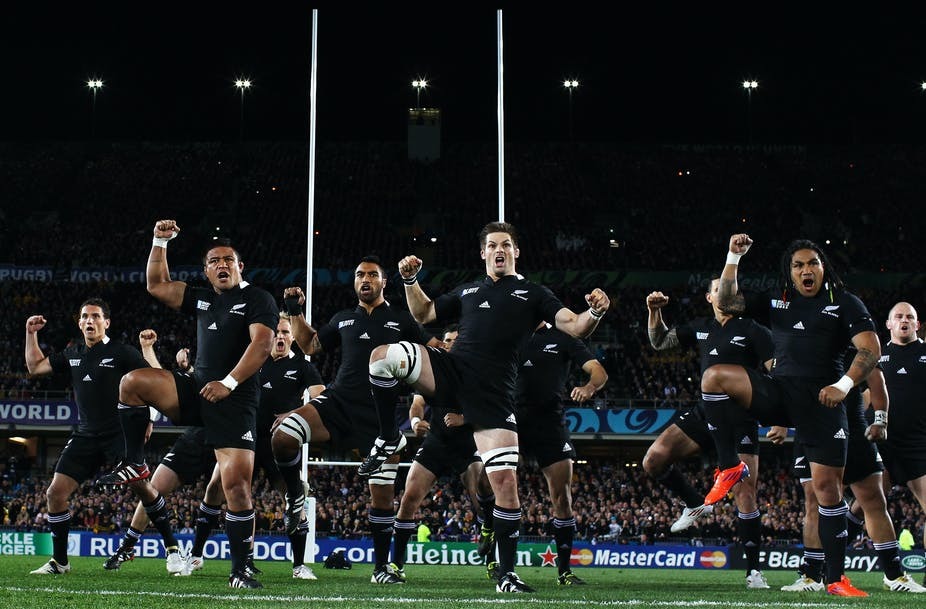 All Blacks Proud Tradition Of The Haka Insulted In Rugby World Cup
