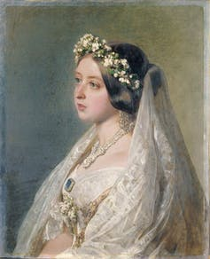 The Wedding Dress From Queen Victoria To The Heights Of Fashion