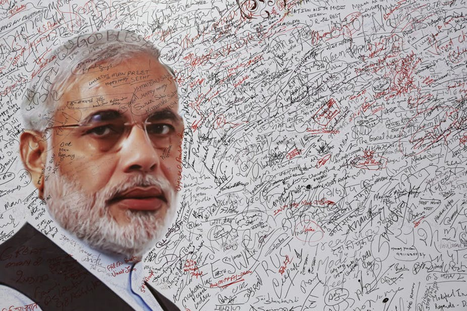 Modi The Poet Indias New Pm Artful Words Shed Light On His Character Modi Has Been Likened To The Roman Emperor Nero Epaharish Tyagi Technical Writing On Custom Writings also Writing Essay Papers  How To Write An Essay For High School Students