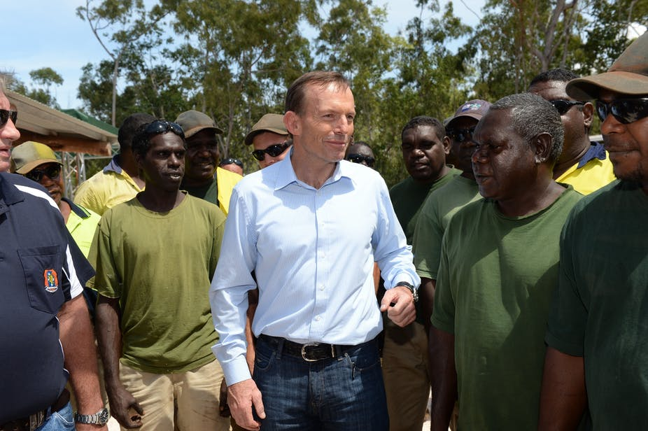 abbott is quietly failing on his pm for aboriginal affairs promise