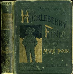 mark twains the adventures of huckleberry finn an anti slavery and anti racism novel Racism and slavery although twain wrote huckleberry finn two decades after the emancipation proclamation and the end of the civil war, america—and especially the south—was still struggling with racism and the aftereffects of slavery by the early 1880s, reconstruction, the plan to put the united states back together after the war and integrate freed slaves into society, had hit shaky ground, although it had not yet failed outright.