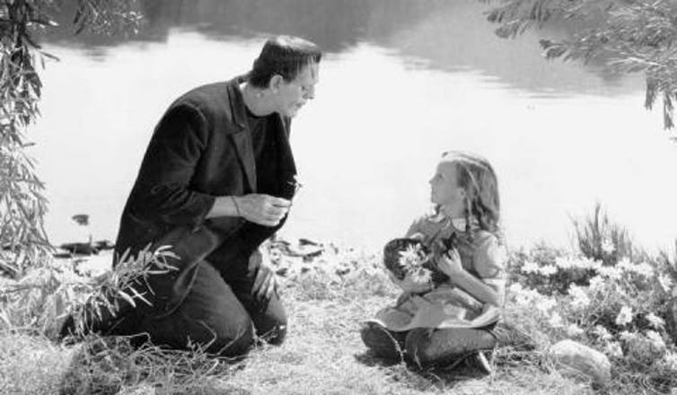 Image result for frankenstein children