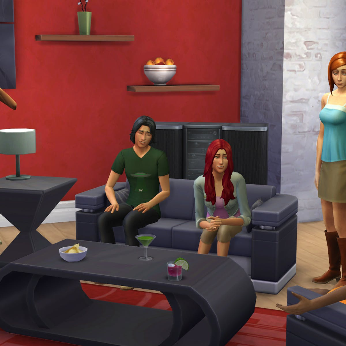 Trailblazing WooHoos: gay evolution in The Sims