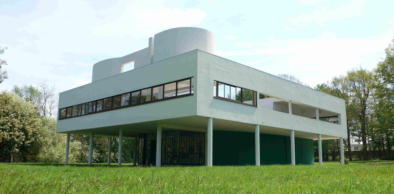 Sublime design le corbusiers villa savoye
