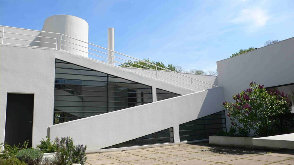 Sublime design: Le Corbusier\'s Villa Savoye