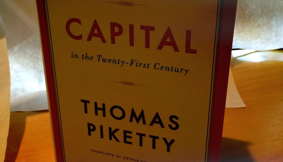 Pikettys focus on inequality may also set a blueprint for the pikettys focus on inequality may also set a blueprint for the study of economics malvernweather Choice Image