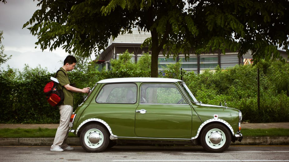 Sublime design: the Mini