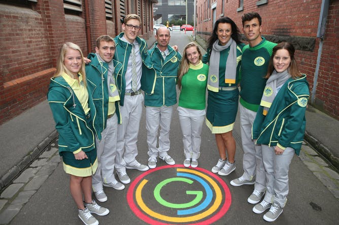why are the n commonwealth games uniforms so bad
