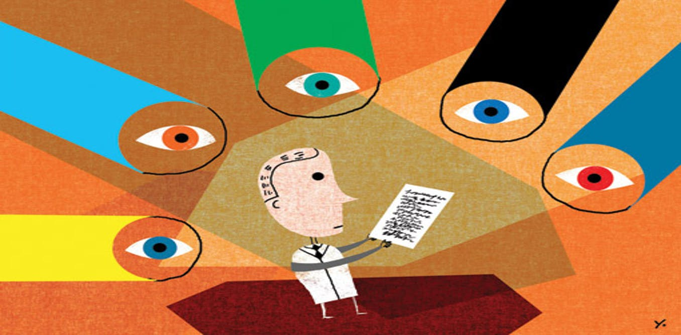 interrogation double blind essay A double-blind study is a study in which both the person implementing the experiment and the participant(s) examples of a double blinded study experiment written by susan j henrichon how to fix fragments in an essay reader services: my account.