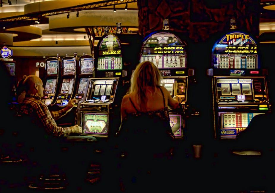 gambling addiction casino responsibility