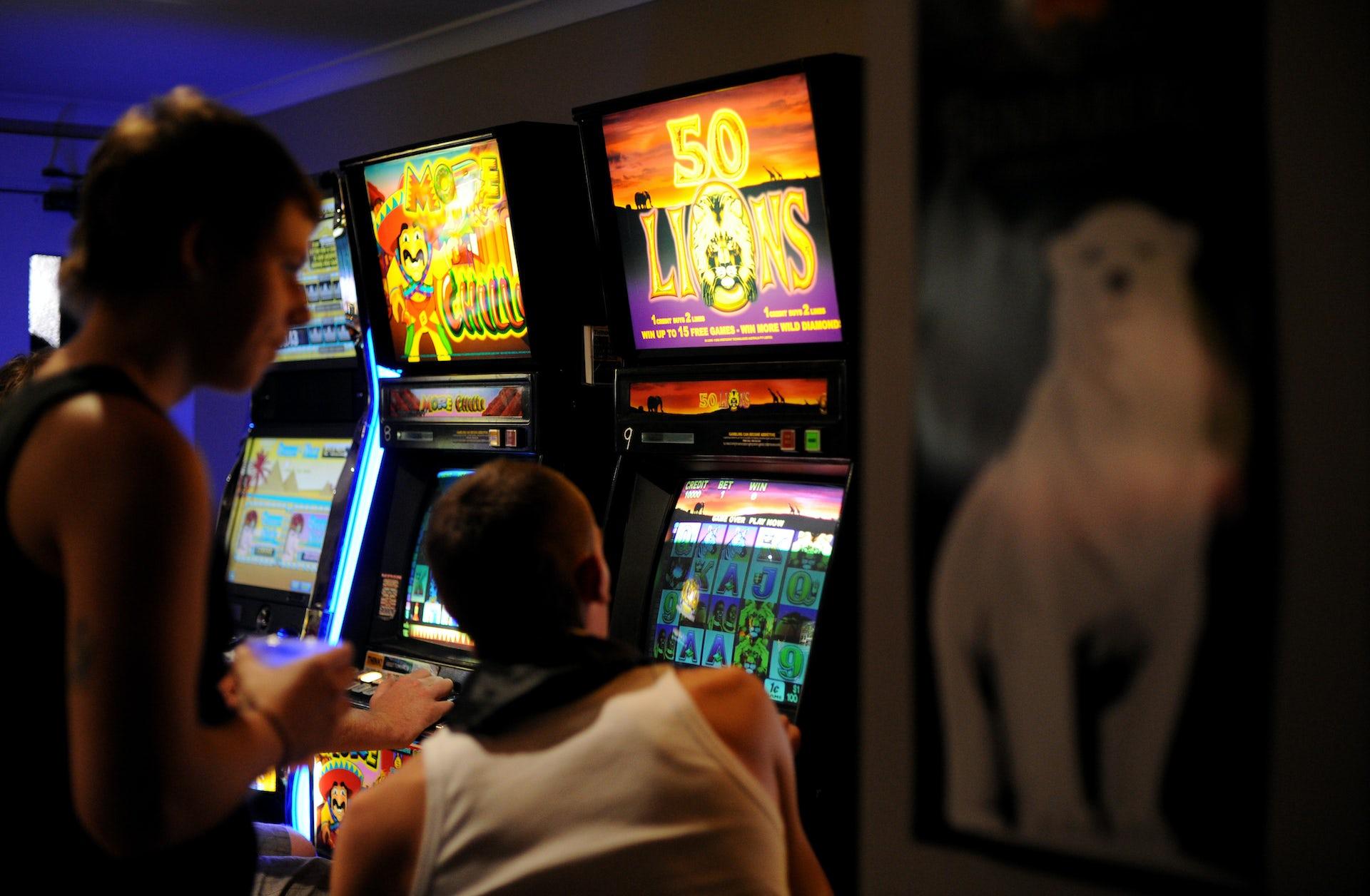 18+ gambling online