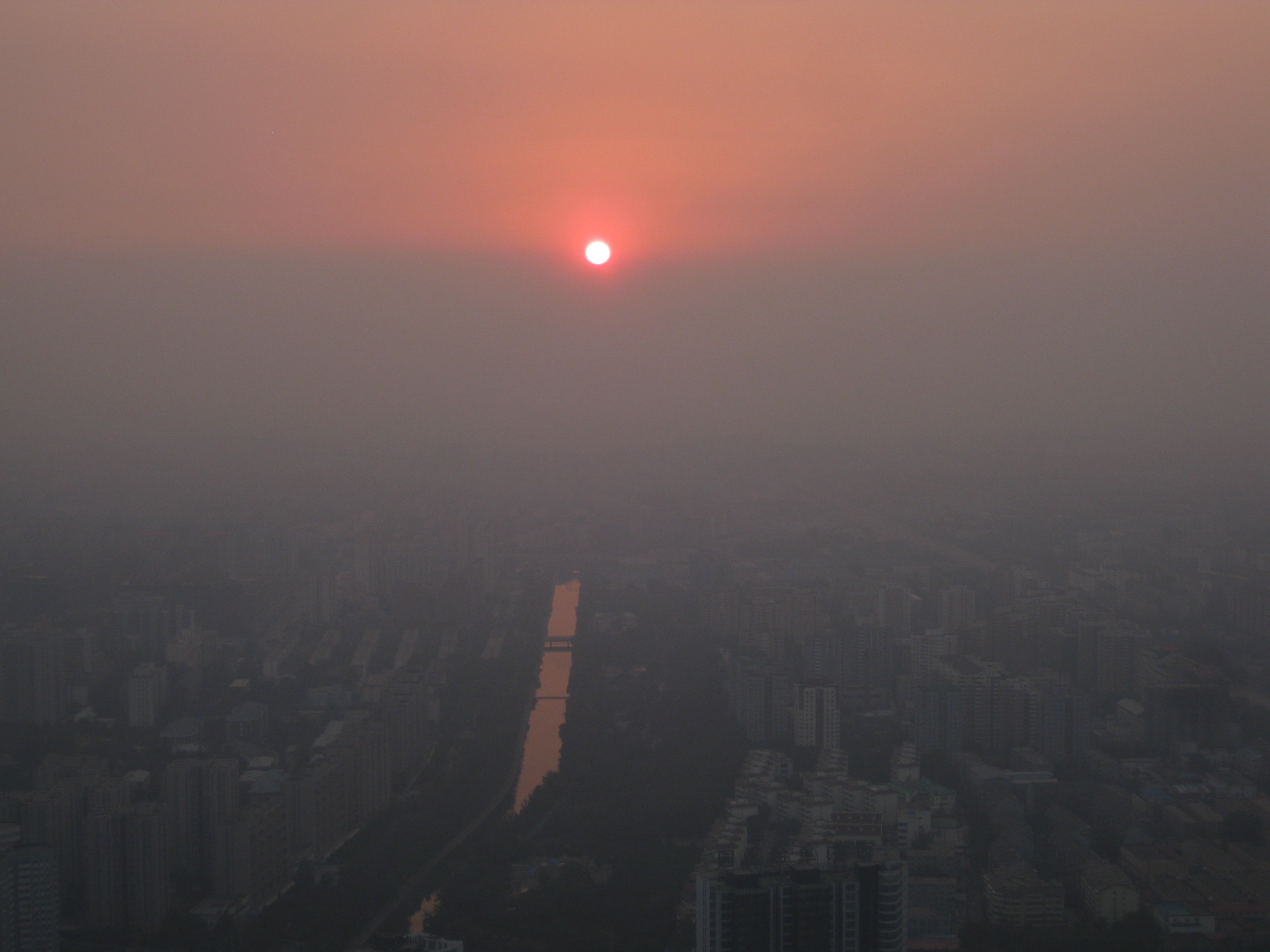 China's plan to combat pollution will fight climate change too