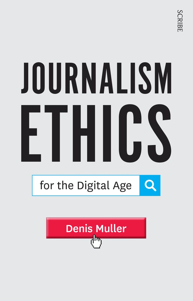 ethics of the media essay
