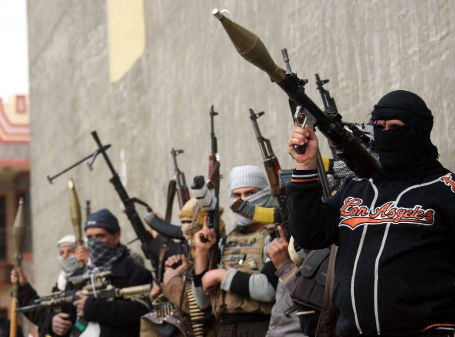 Why hundreds of westerners are taking up arms in global jihad