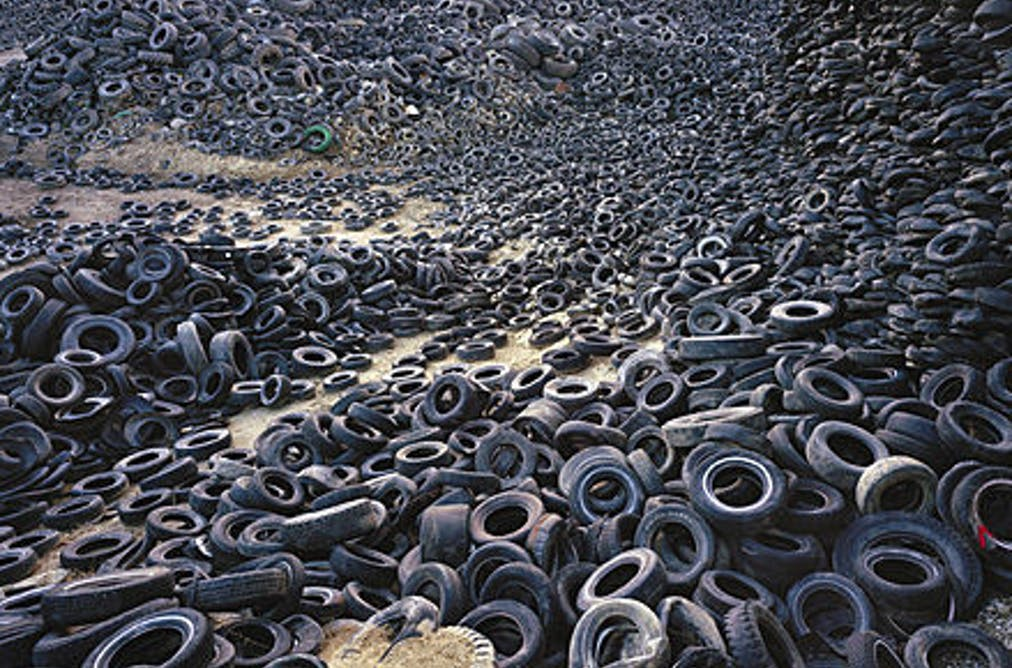 A fresh focus on new approaches to recycling tyres is needed