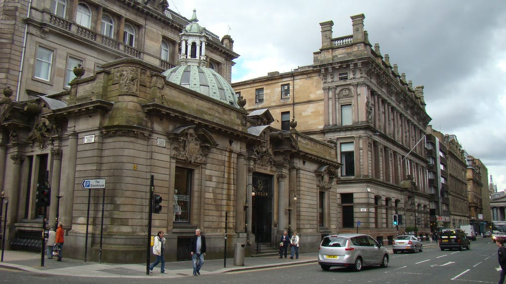 Host City Glasgow: signs of slavery and the imperial past are never