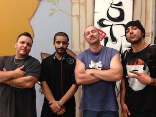Aboriginal hip-hop meets Iranian diaspora in a cross-border rap