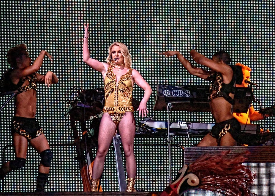 Auto-Tune, and why we shouldn't be surprised Britney can't sing
