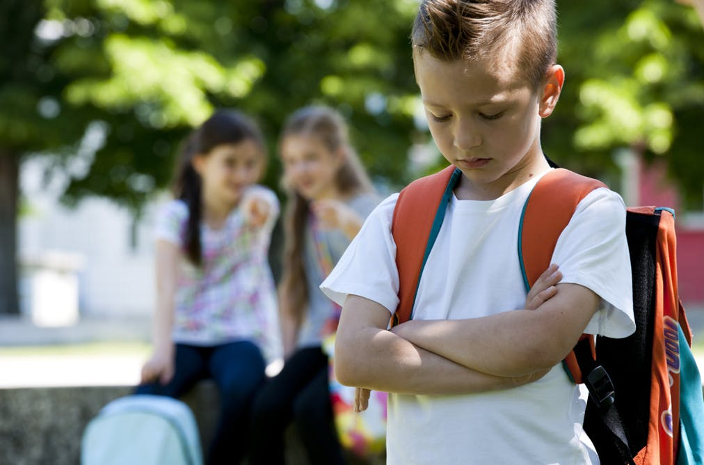 Fighting back may stop some children from being bullied