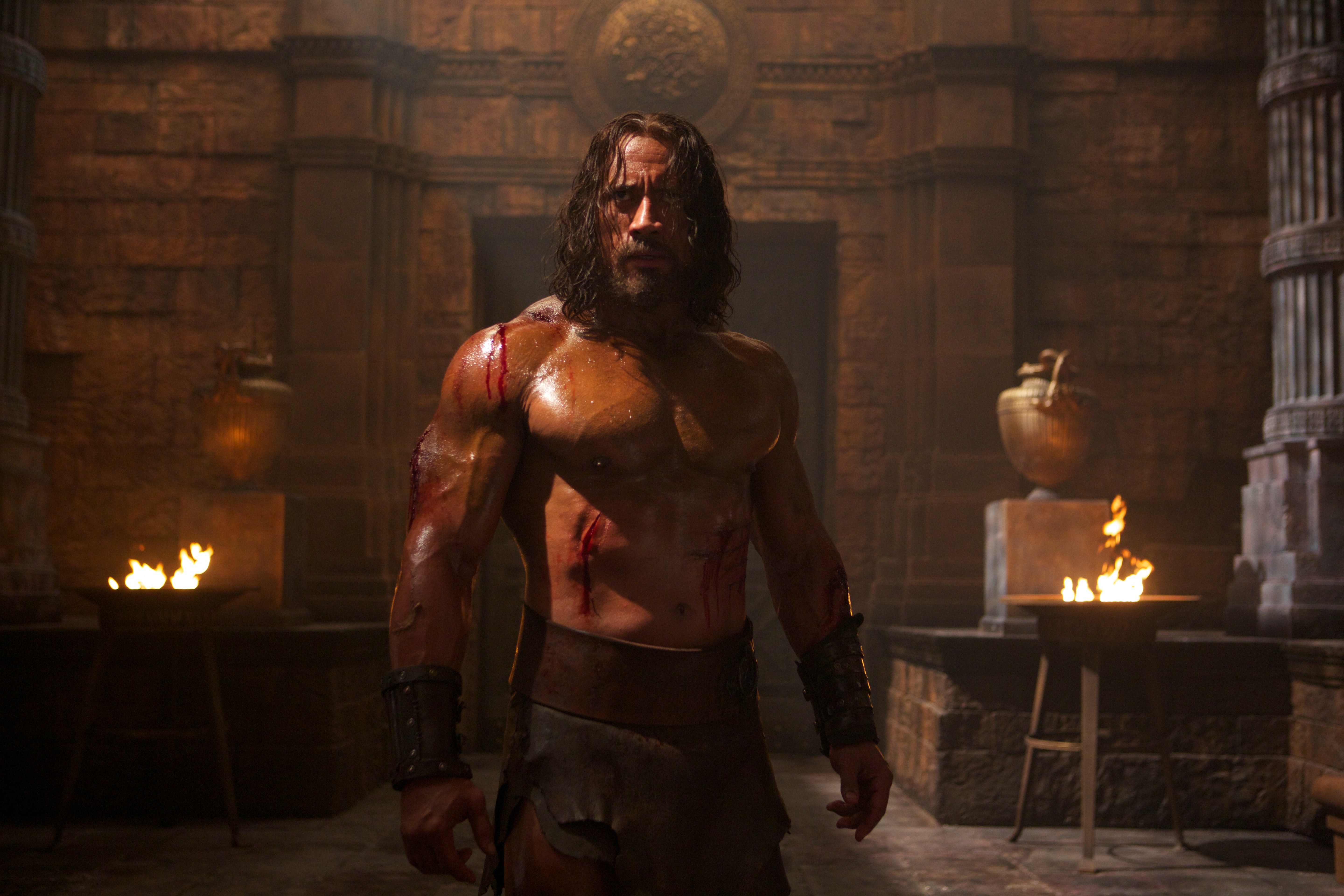 Hercules, body envy and the challenge of being man