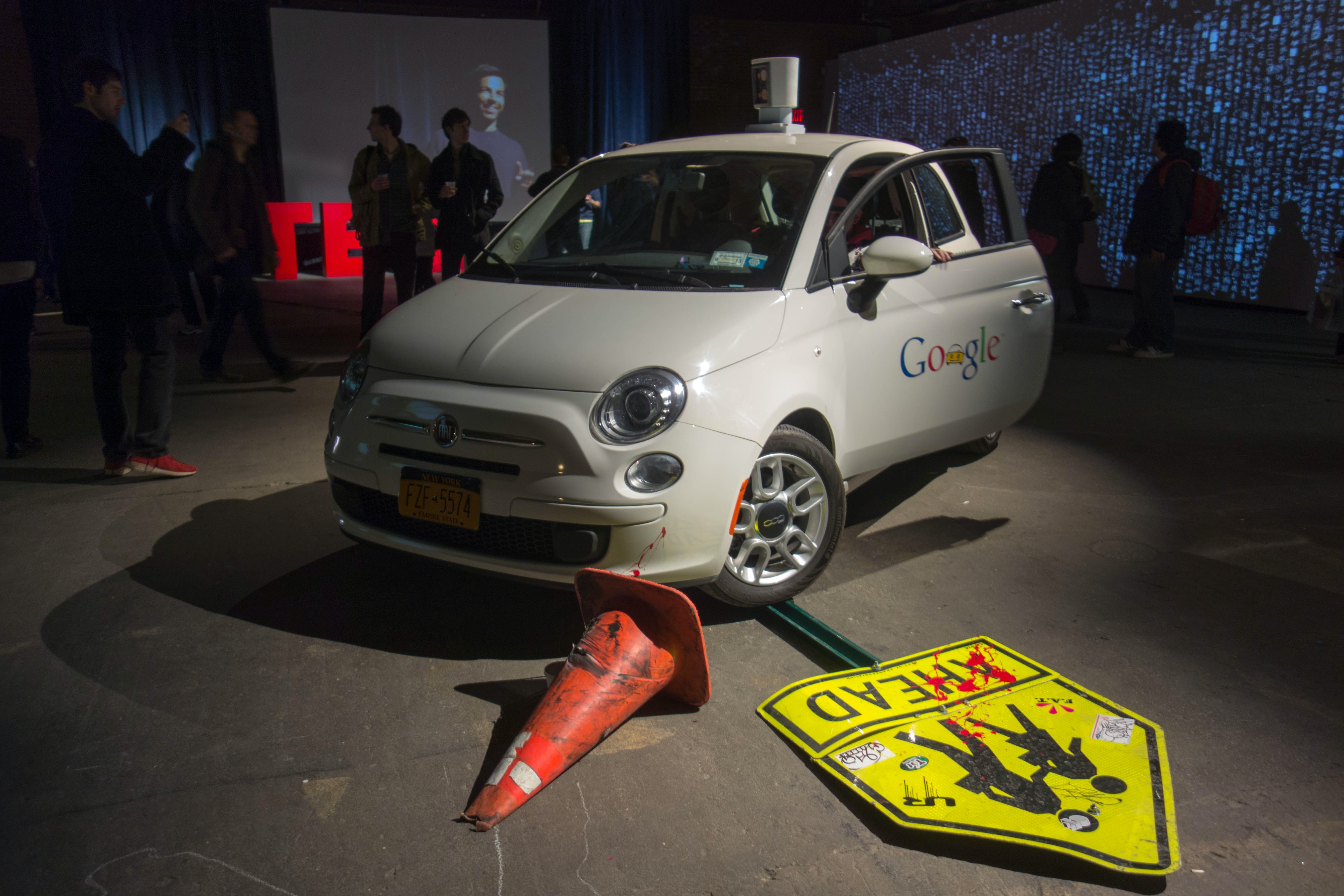 Should your robot driver kill you to save a child's life?