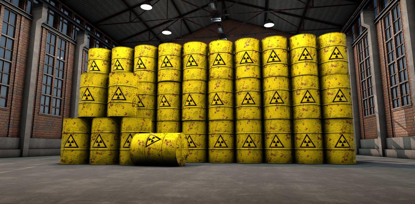 Dechet nucléaire stockage