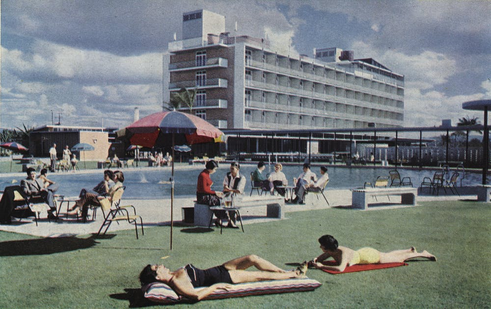 Queensland's hot modernist architecture shows bold city vision